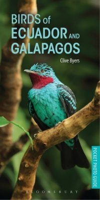 Pocket Photo Guide to the Birds of Ecuador and Galapagos