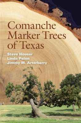 Comanche Marker Trees of Texas
