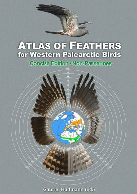Atlas of Feathers for Western Palearctic Birds (Non-Passerines) - Concise Edition