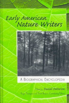 Early American Nature Writers