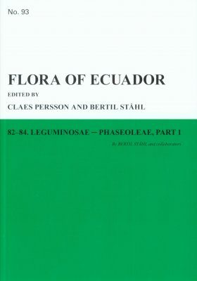 Flora of Ecuador, Volume 93, Parts 82-84: Leguminosae, Phaseolae, Part 1