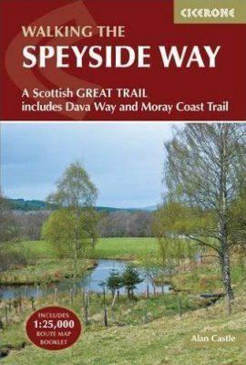 Cicerone Guides: Walking The Speyside Way