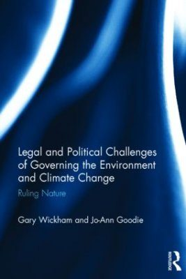 Discourses of Environmental Law and the Conceptualisation of Climate Change