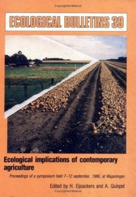 Ecological Implications of Contemporary Agriculture
