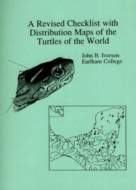 A Revised Checklist with Distribution Maps of the Turtles of the World