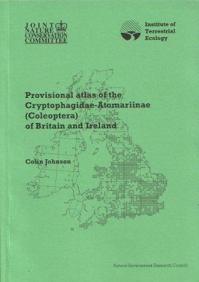 Provisional Atlas of the Cryptophagidae-Atomariinae (Coleoptera) of Britain and Ireland