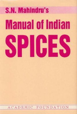 Manual of India Spices