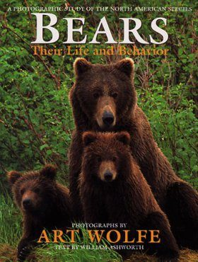 Bears, Their Life and Behavior