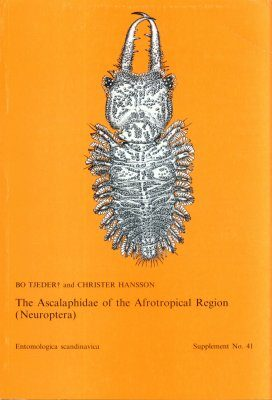 The Ascalaphidae of the Afrotropical Region (Neuroptera)