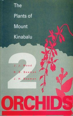 The Plants of Mount Kinabalu, Volume 2: Orchids