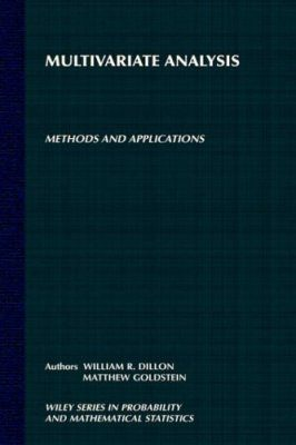 Multivariate Analysis: Methods & Applications