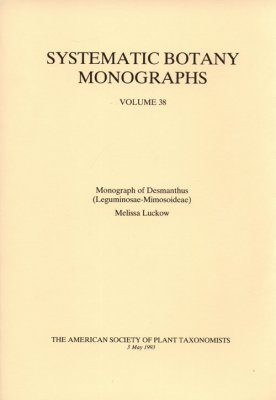 A Monograph of Desmanthus (Leguminosae - Mimosoideae)