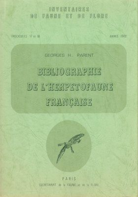 Bibliographie de l'Herpetofaune Française [Bibliography of the French Herpetofauna]