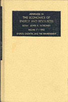 Advances in the Economics of Energy Resources, Volume 7