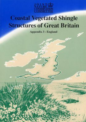 Coastal Vegetated Shingle Structures, Appendix 3: England