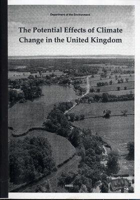 Potential Effects of Climate Change in the United Kingdom