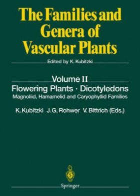 The Families and Genera of Vascular Plants, Volume 2