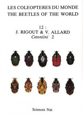 The Beetles of the World, Volume 12: Cetoniini (Part 2)