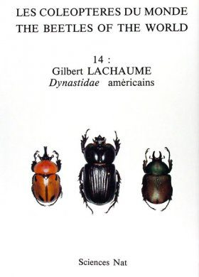 The Beetles of the World, Volume 14: Dynastidae Américains