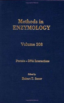 Methods in Enzymology, Volume 208: Protein-DNA Interactions