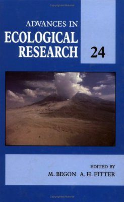 Advances in Ecological Research, Volume 24