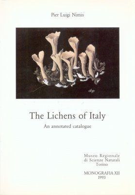 The Lichens of Italy