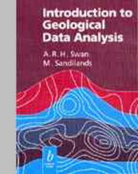 Introduction to Geological Data Analysis