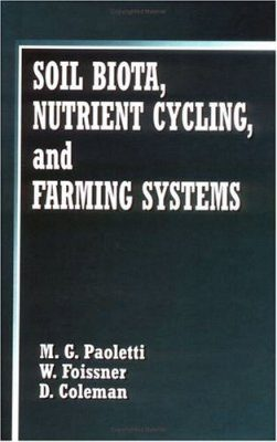 Soil Biota, Nutrient Cycling and Farming Systems