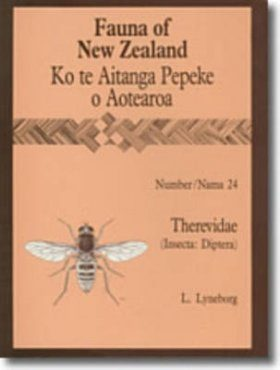 Fauna of New Zealand, No 24: Therevidae (Insecta: Diptera)