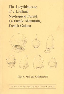 The Lecythidaceae of a Lowland Neotropical Forest: La Fumée Mountain, French Guiana