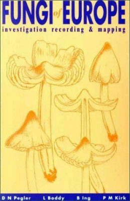 Fungi of Europe: Investigation, Recording and Mapping
