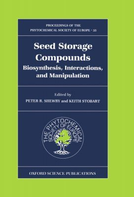 Seed Storage Compounds