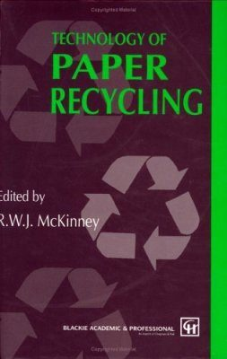 Technology of Paper Recycling
