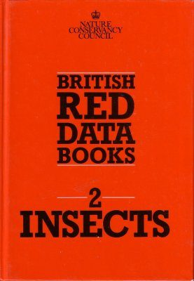 British Red Data Books 2: Insects