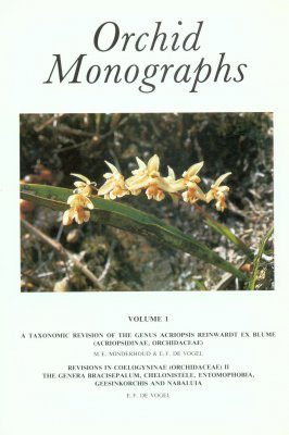 Orchid Monographs, Volume 1