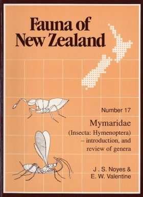 Fauna of New Zealand, No 17: Mymaridae (Insecta: Hymenoptera)