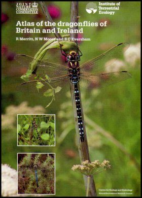 Atlas of Dragonflies of Britain and Ireland