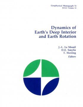 Dynamics of Earth's Deep Interior and Earth Rotation