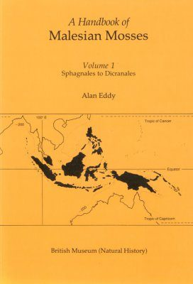 Handbook of Malesian Mosses, Volume 1