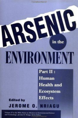 Arsenic in the Environment Part 2