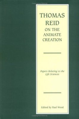 Thomas Reid on the Animate Creation