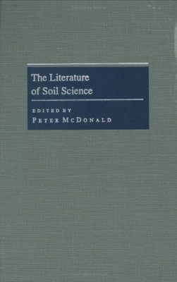 The Literature of Soil Science