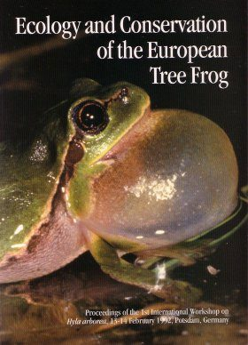 Ecology and Conservation of the European Tree Frog