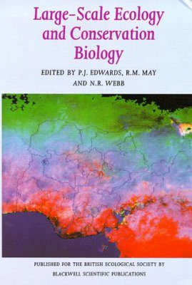 Large Scale Ecology and Conservation Biology