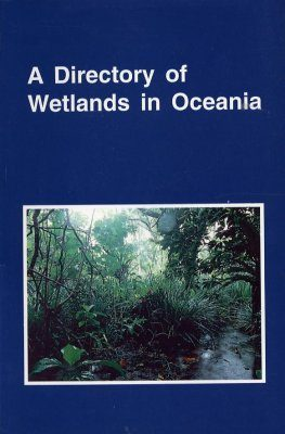 A Directory of Wetlands in Oceania