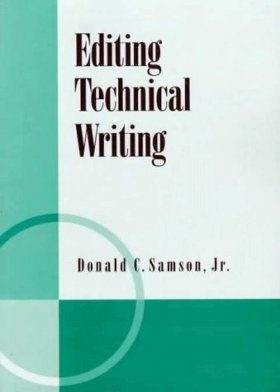 Editing Technical Writing