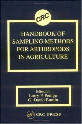 Handbook of Sampling Methods for Arthropods in Agriculture