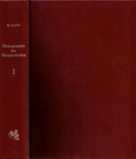 Monographie der Harpacticiden (2-Volume Set)
