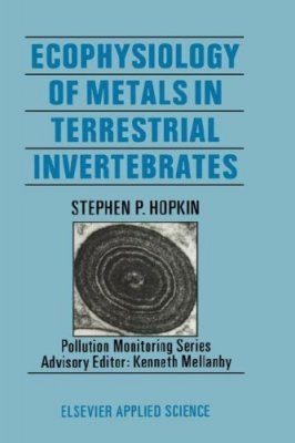 Ecophysiology of Metals in Terrestrial Invertebrates