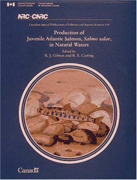 Production of Juvenile Atlantic Salmon, Salmo salar in Natural Waters